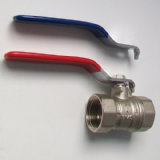 1 inch Female Iron Lever Valve for Water Supply - 07000820